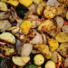 Grilled AIP Zucchini & Squash