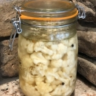 How to make Fermented Cauliflower Pickles