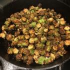 Paleo Southern Fried Okra