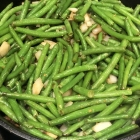 Sauteed Garlic Green Beans