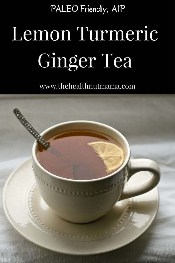 Drinking Ginger Tea Every Morning