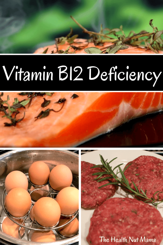Vitamin B12 Deficiency - What causes it? What are the symptoms? Do you have it? What can you do about it? #b12 #vitamin #deficiency #vitiligo #diabetes, #osteoporosis, #thyroid #symptoms www.thehealthnutmama.com