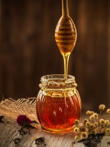This Homemade Cough Syrup recipe is a Natural Remedy that will stop a cough in it's tracks made with ingredients that you probably already have. #naturalremedies #coughsyrup #cough #health #holistic #homeopathy #coughmedicine #thehealthnutmama