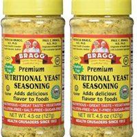 Bragg Premium Nutritional Yeast Seasoning 4.5 Ounce Pack 2