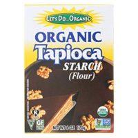 Lets Do, Tapioca Starch Organic, 6 Ounce
