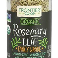 Frontier Natural Products Rosemary Leaf, Og, Whole, 0.85-Ounce
